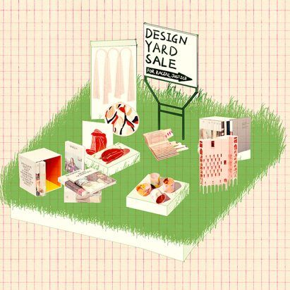 Harvard GSD students create Design Yard Sale to support anti-racism initiatives