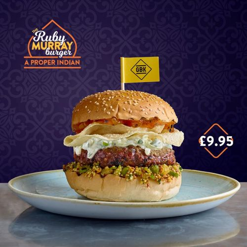 Gourmet Burger Kitchen removes advert after it is branded 'racist'