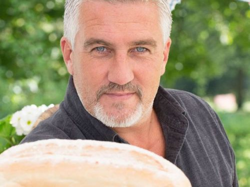 'Great British Bake Off' Bread Week Was One Big Excuse for Paul Hollywood to Snigger About Baps