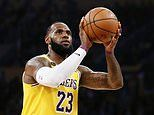 NBA season could be CANCELLED with no decision on resuming action to be taken until May