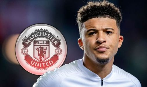 Jadon Sancho responds to England supporter who asked star to make Man Utd transfer