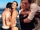 Brooklyn Beckham snubs grandmother's 70th birthday party for holiday in Malibu with Hana Cross