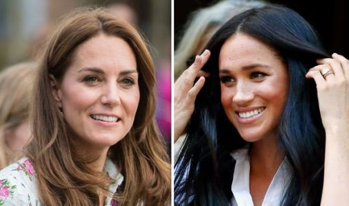 Royal insider reveals Meghan is looking to Kate in attempt to gain public approval