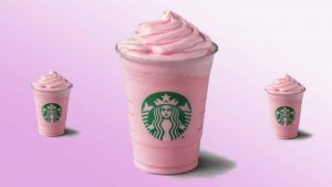 Starbucks launches a pink flamingo frappuccino and it's an Instagram dream