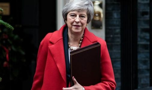 Theresa May's Brexit warning: BACK ME on Tuesday or you'll get PRIME MINISTER CORBYN