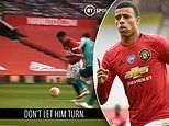 Bournemouth players' failed instructions to stop Manchester United wonderkid Mason Greenwood