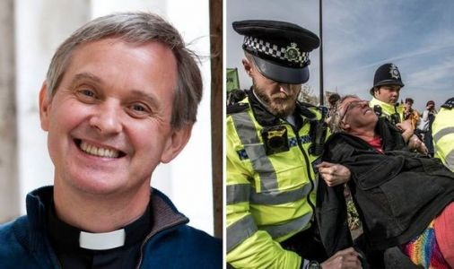 Climate change protests: Vicar bizarrely claims eco-warriors are just like Jesus