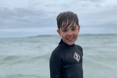 Boy, 11, left with severe brain damage after accident needs help to get home