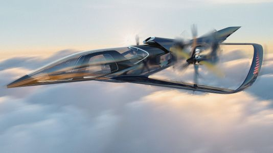 This private glass pod that can shift from air to land shows what an aerospace giant thinks luxury travel could look like in 50 years - tour the 'Pulse Concept'