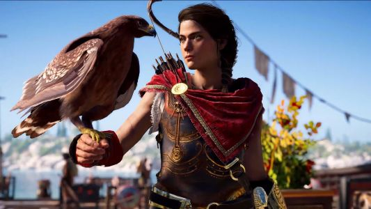 Assassin's Creed Odyssey's sole female lead was reportedly scrapped as 'women don't sell'