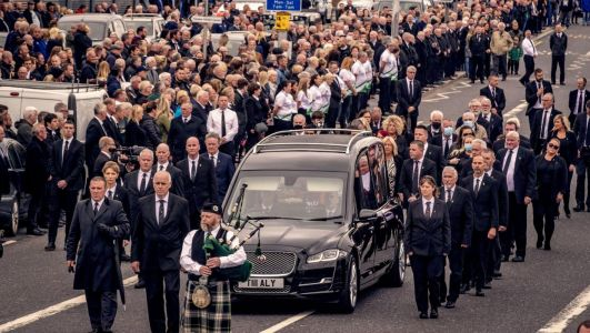 Bobby Storey funeral: Cumbria police chief appointed to lead probe