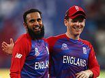 T20 World Cup: England roll over West Indies for just 55 as Adil Rashid takes four wickets
