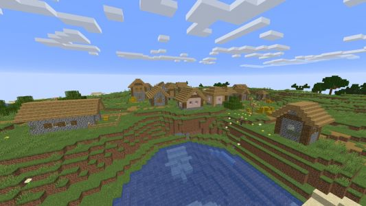 Minecraft village guide: how to find a village in Minecraft