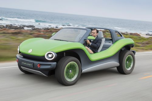 New Volkswagen ID. Buggy concept review