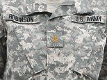 US Army uniform 'gives men a free pass to ogle women's breasts,' officer says