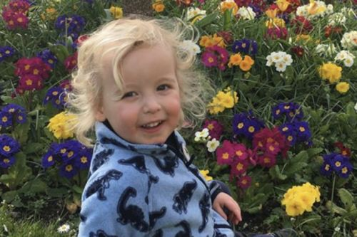 First picture of tragic tot killed in fatal Morningside crash
