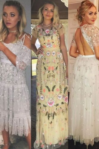 Tilly Keeper dress: EastEnders Louise Mitchell actress is obsessed with Needle & Thread dresses - here's where you can get her exact look