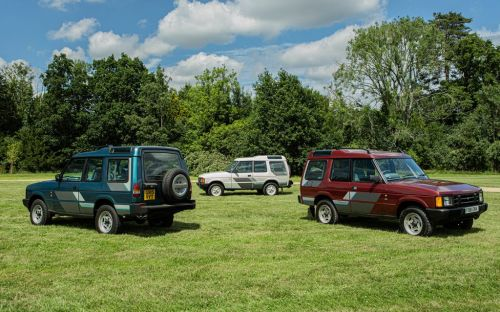 Thirty years of Land Rover Discovery: meet five generations of 4×4 fabulousness