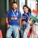 In Pictures: Indian celebs at India vs Pakistan Cricket World Cup match