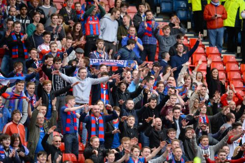FROM THE ARCHIVES: Disco Dave danced Inverness into the 2015 Scottish Cup final