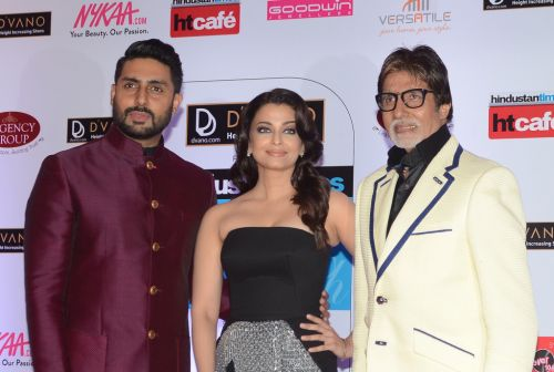Bollywood star Amitabh Bachchan hospitalised for coronavirus as son Abhishek tests positive