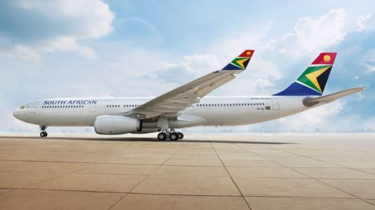 South African Airways suspends all commercial operations
