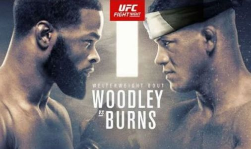 UFC Fight Night Woodley vs Burns free live stream: Watch UFC FN 176 for free