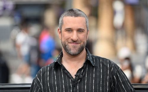 Dustin Diamond 'completes first round of chemotherapy' after stage four cancer diagnosis