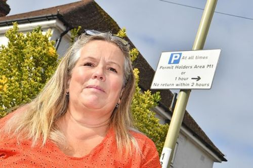 Family-of-6 forced to pay £255 to park outside own home after council refuses permit