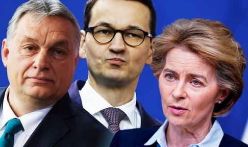 EU civil war: Angry leaders tell VDL to scrap migration plans 24 hours after their release