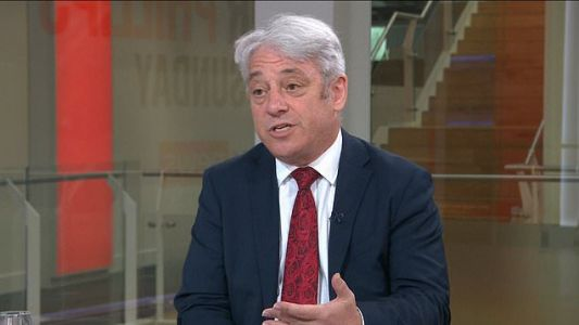 John Bercow denies defecting to Labour just to get in House of Lords