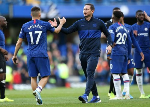 Mateo Kovacic enjoying playing in Lampard's 'more direct, more aggressive' football