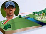 Augusta National golf course map: How to play the Masters, by Rory McIlroy and more