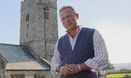 Escape to the Country's Jules Hudson shares rare photo of family member