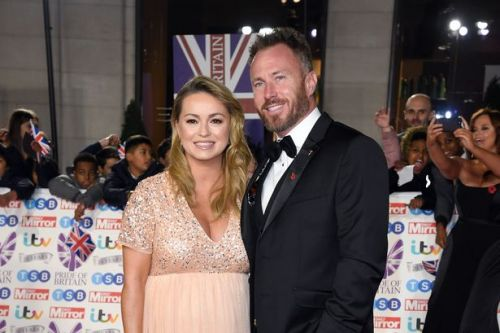 James and Ola Jordan's fans gush over newborn daughter's gorgeous name