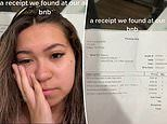 Woman finds receipt for over $1,000 worth of HIDDEN CAMERAS and audio recorders in her Airbnb