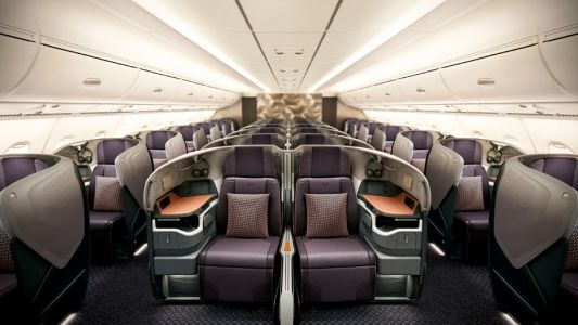 Singapore Airlines completes first A380 retrofit