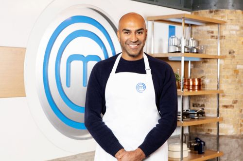 Celebrity MasterChef's first ever blind contestant Amar Latif doesn't want to be thought of as 'box-ticking exercise' by viewers
