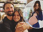 Brandon Jenner 'welcomes twin boys' with wife Cayley Stoker after the couple wed only a month ago