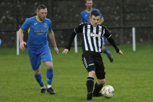 Threave Rovers stay top of South of Scotland League with 3-0 win over Creetown