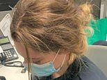 Female Victorian police officer allegedly bashed after telling woman to wear a mask