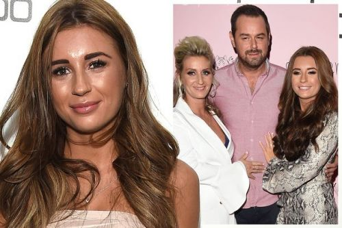 Dani Dyer's 'furious' parents 'warn her to ditch' bad boy ex Sammy Kimmence