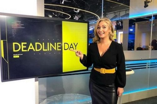 Hayley McQueen details hit-and-run which leaves man with 'serious leg injuries'