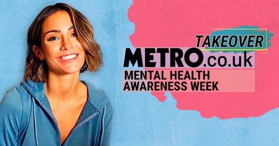 Frankie Bridge: 'If we stop talking about mental health, then stigma will win'