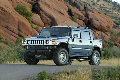 GM will reportedly debut an all-electric Hummer during the Super Bowl this Sunday. Here's a look back at the vehicle's storied past