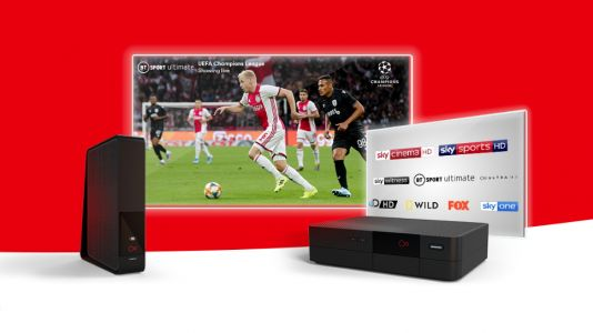 Best broadband and TV deals to get you sorted for the Champions League