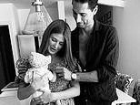 Millie Mackintosh shares first social media picture of her beautiful baby girl