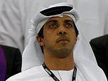 Abu Dhabi royal Sheikh Khaled closing in on takeover of Derby County