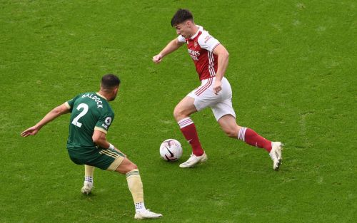 Arsenal hopeful of having Kieran Tierney released from self-isolation to play against Manchester City