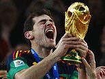 Legendary Spain and Real Madrid keeper Iker Casillas announces retirement from football